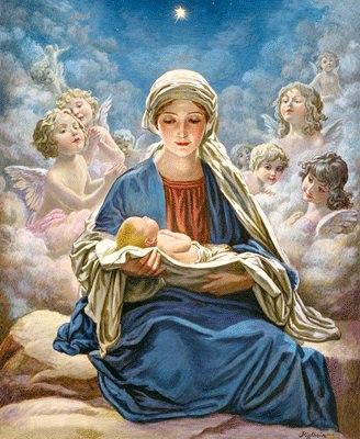 Resultado de imagen de maria madre de dios
